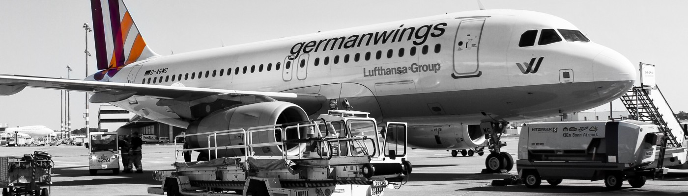 Germanwings Airbus A320 CGN